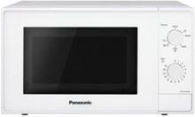 Mikrobølgeovnen med Grill Panasonic NN-K10JWMEPG 20 L Hvid