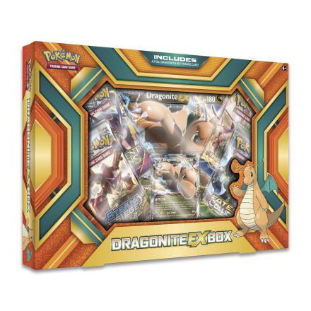 Pokemon - Poke Box Dragonite EX