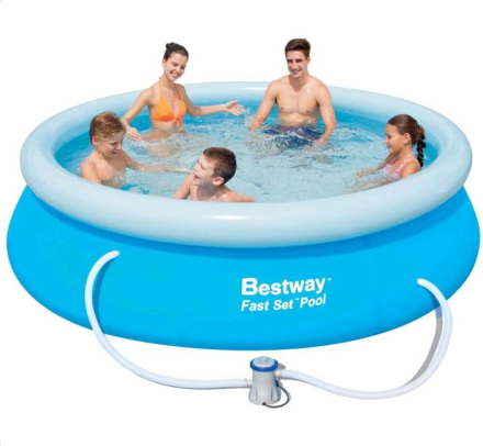 Bestway - Fast Set Pool 305x76cm with pump (57270)
