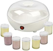 Yoghurtmaker inclusief 7 glazen