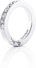 Efva Attling 7 Stars & Signature Ring Vitguld