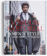 Rizzoli - London Sartorial - Multi - ONE SIZE