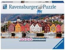 Port in Norway 1000p