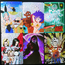 Super Dragon Ball Limited To 50 Sexy Single Limit Card Heroes Battle Ultra Instinct Goku Vegeta Game Collection Anime Cards