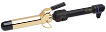 24k Gold Salon Curling Iron, 32 mm