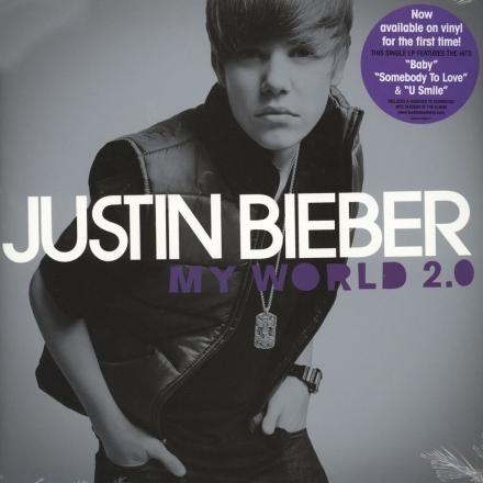 Justin Bieber - My World 2.0 - Vinyl