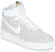 Nike Turnschuhe AIR FORCE 1 HIGH JUST DO IT W