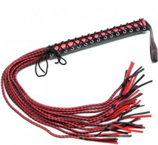 Whip Of 12 Plaited Strings