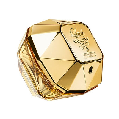 Paco Rabanne Lady Million Absolutely Gold Pure Perfume 80 ml