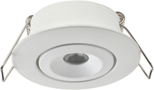 LED spotlight mini ställbar P-129MW
