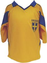 Sverige fotbollströja vuxen