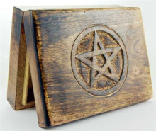 Träskrin - Pentagram