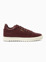 SIK SILK Burgundy 'Element' Trainers