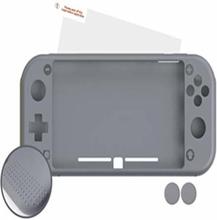 Beskyttende case Nuwa Nintendo Switch Lite Silikone Sort