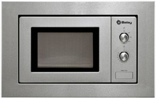 Built-in microwave Balay 3WMX1918 17 L 800W Rustfrit stål