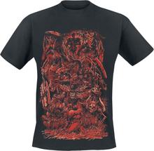 Dark Souls - Berserker -T-skjorte - svart