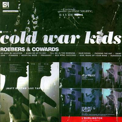 Robbers & Cowards [Import]