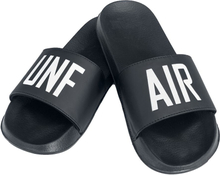 Unfair Athletics - Strandtreter -Sandal - svart