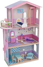 Barbie Poppenhuis inclusief meubeltjes