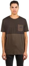 Globe Moonshine Pocket T-Shirt dusty olive S