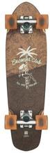 "Globe Blazer 7.25"" x 26"" Complete coconut/black Uni"