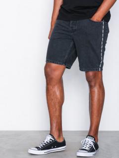 Topman Shorts Black Shorts Black