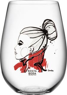 Kosta Boda Want You 2-pack Sara Woodrow