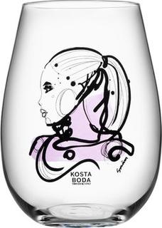 Kosta Boda Love You 2-pack Sara Woodrow