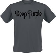 Deep Purple - Fire In The Sky Vintage -T-skjorte - mørkegrå