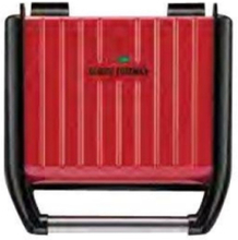 George Foreman 25040-56 Family Fitness - grill - red