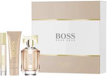 Hugo Boss The Scent for Her EDP Mini & Bodylotion & EDP 7,4 ml + 50 ml + 50 ml