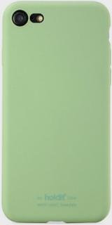 Holdit Silicone Case iPhone 7/8 Mobiltillbehör Green