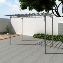 vidaXL Rose stålskeletkonstruktion