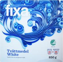 """Tvättmedel """"White"""" 850g - 40% rabatt"""
