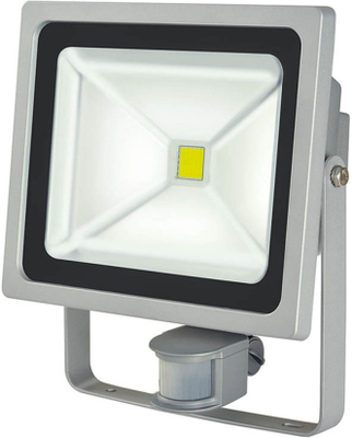 Brennenstuhl LED-strålkastare L CN 150 PIR V2 IP44