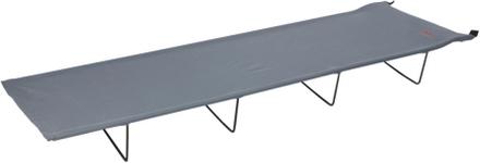 Red Mountain Hopfällbar campingsäng stål grå 1304400