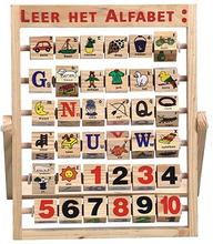 Leer Het Alfabet de luxe