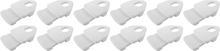 Holdon Mini Clip White 12pcs Pack