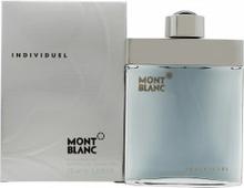 Mont Blanc Individuel Eau de Toilette 75ml Suihke