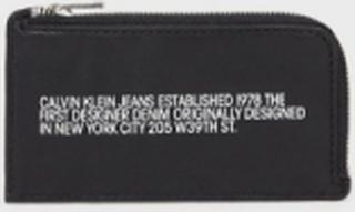 Calvin Klein Jeans Cardcase W/Coin Plånböcker Black