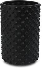 Vas Bubbel H22 cm - Svart
