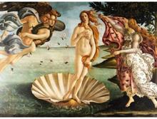 Maalaus Venuksen syntymä Sandro Botticelli 75 x 55 cm