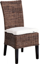 FARA Diningchair, Seatcushion in fabric from cat 2
