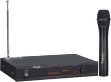 Ibiza trådlöst mikrofonsystem, 1 kanal 207.5 MHz