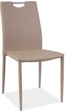 Krzesło Artur (ciemny beż)