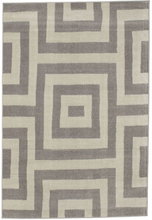Sayali - Mörkgrå matta 140x200 Orientalisk Matta