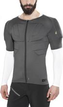 IXS Carve Jersey Upper Body Protective Herre grey XS/S 2020 Bryst- og Ryggbeskyttere