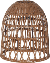 Star Trading - Knute Lampshade 35 cm, Brown