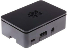 Pi DesignSpark case V3 - Black - Chassi - Pi - Svart