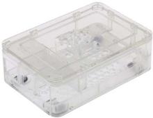 Pi DesignSpark case V3 - Clear - Chassi - Pi - Transparent